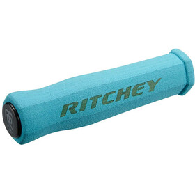 Ritchey WCS True Grip Manopole blu/turchese